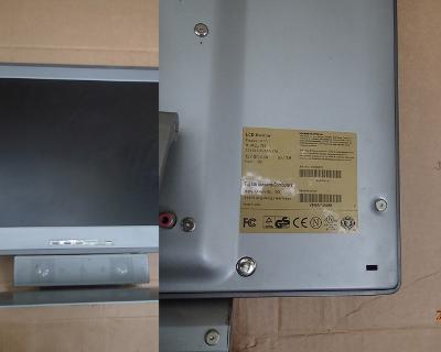 """LCD monitor 17"""" Fujitsu-SIEMENS na ND nebo opravu"""