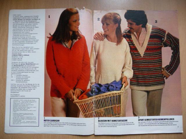 Německý časopis - Handarbeit & MODE - Nr.868 - Časopisy