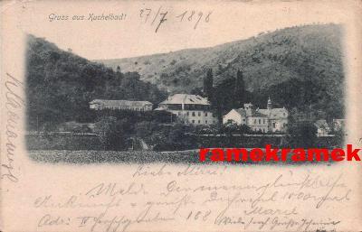 Praha Malá Chuchle DA 1898 (Černošice Jesenice)