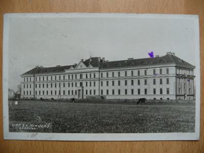 LIPTOVSKÝ SV. MIKULÁŠ - KASÁRNY - 1925