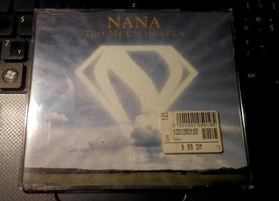 NANA - Too Much Heaven - Press 1997 r