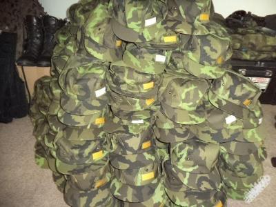NOVÁ čepice vz.95 bigoška velikost na výběr