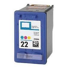 kazeta HP22 XL / HP 22 xl, 18ml, vč. dph