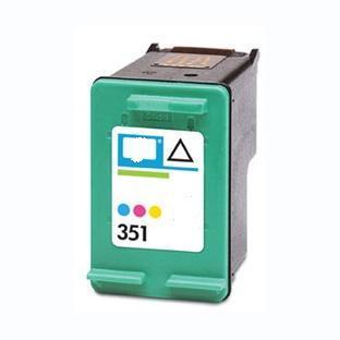 kazeta HP351xl / HP 351 xl,  18ml, DPH, od výrobce