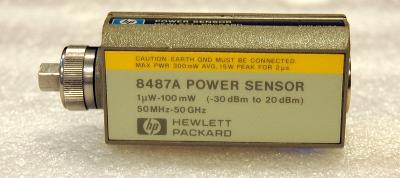 Power sensor HP 8487A 50MHz-50GHz