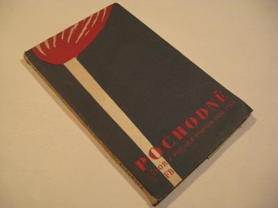 POCHODNĚ výbor z polské poesie 1938-45 1947