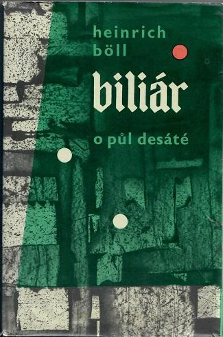 Biliár o půl desáté - Böll - Knihy