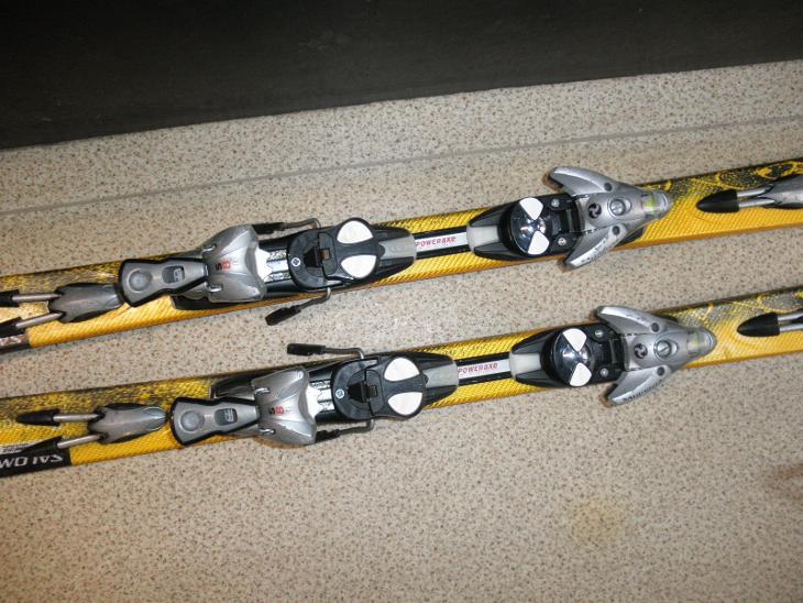 LYŽE SALOMON X SCREAM - délka 160 cm  - Zimní sporty