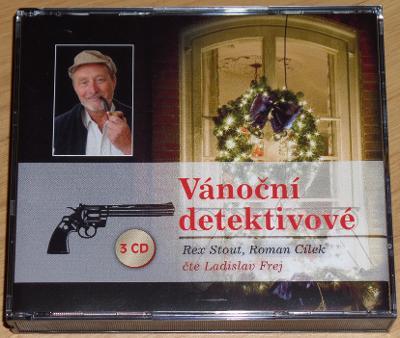 Vánoční detektivové