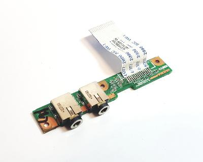 Audio board z HP Presario CQ60