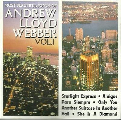 Andrew Lloyd Webber - This Is vol.1 CD Album