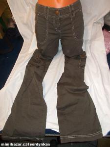 kalhoty Kangaroos vel.34