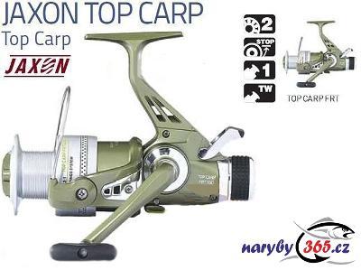 rybářský naviják JAXON TOP CARP FRT 400