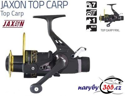 rybářský naviják JAXON TOP CARP FRXL 300