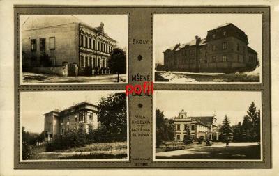Mšené Lázně - Školy, Vila Kyselka /257275/