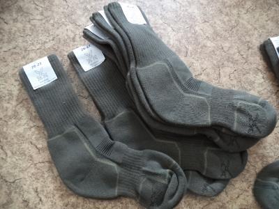 Nové ponožky ačr vz.2000 velikost na výběr