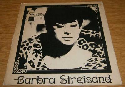LP - Barbra Streisand (1970) GK