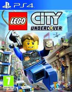 LEGO CITY UNDERCOVER - PS4 - PLAYSTATION 4 - NOVÁ - ZABALENÁ