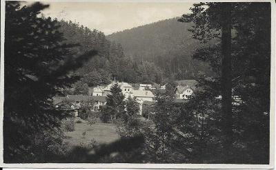 Drozdovská pila ,Hotel Vaňourek , okr. Šumperk