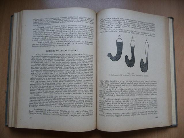 VNITŘNÍ LÉKAŘSTVÍ - MUDr. Miloš Netoušek - 1949 - Učebnice