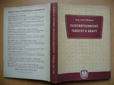 Elektrotechnické tabulky a grafy - J. Tříska 1955
