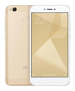 Silikonový obal Xiaomi Redmi 4X - bílý (průhledný)