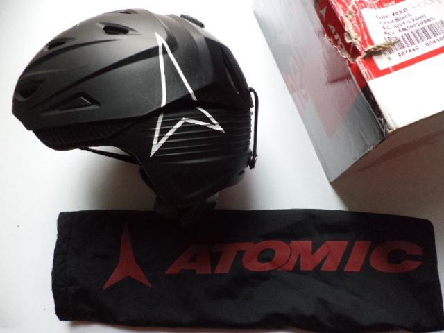 Atomic Xeed lyžařská helma přilba S/51-55cm - Zimní sporty