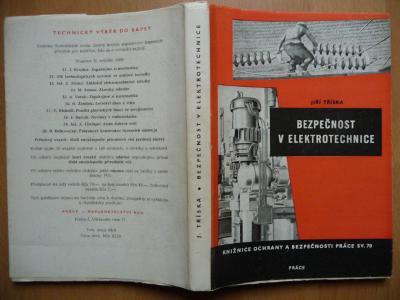 Bezpečnost v elektrotechnice - Jiří Tříska - 1959