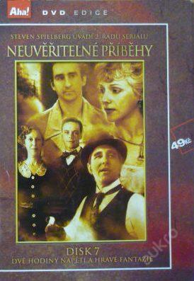 DVD -Neuvěřitelné příběhy disk 7