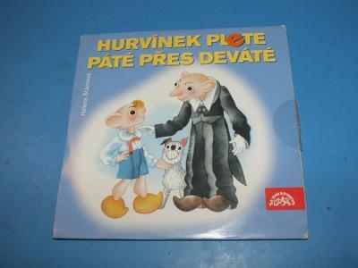 CD - Hurvínek plete páté přes deváté - NOVÉ