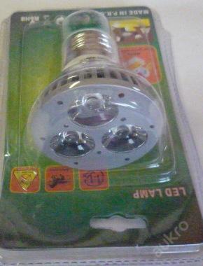 01584 žárovka  - 3LED studená