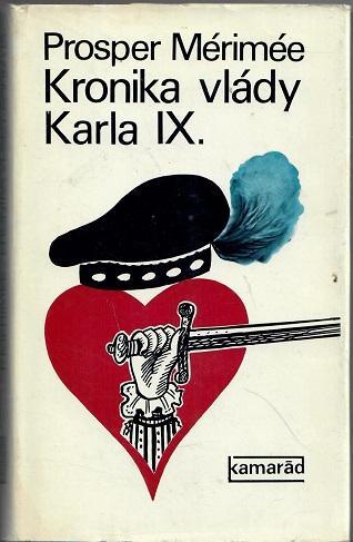 Kronika vlády Karla IX. - Merimée - Knihy