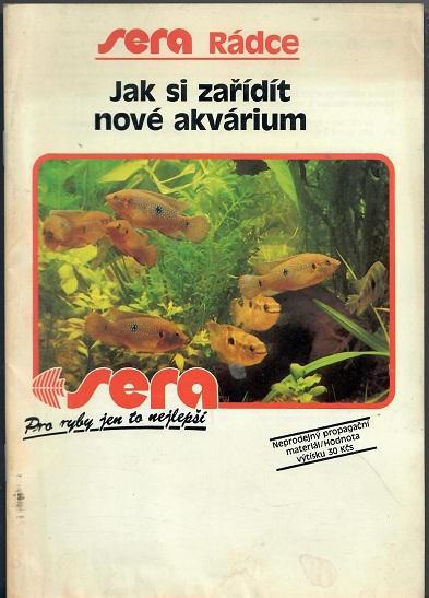 Jak si zařídit nové akvárium - Zvířata
