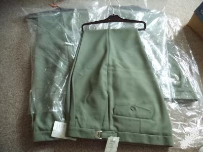 NOVÉ kalhoty vz.97 ačr - vycházkové velikost na výběr v popisu aukce
