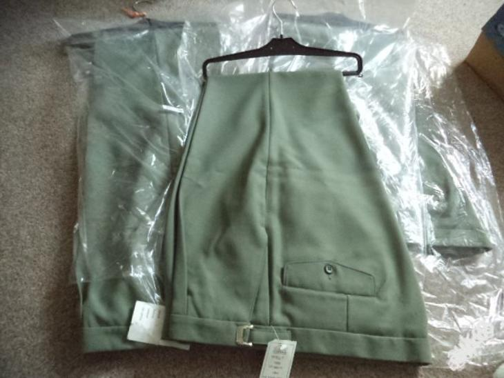 NOVÉ kalhoty vz.97 ačr - vycházkové velikost na výběr v popisu aukce - Vojenské