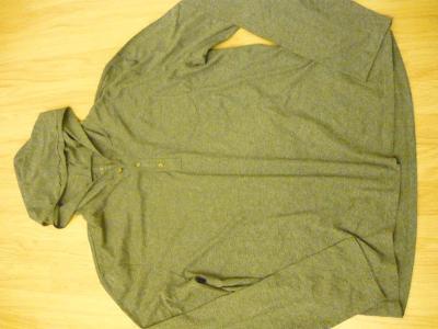 Pánské elastické triko s kapucí MEXX- XL