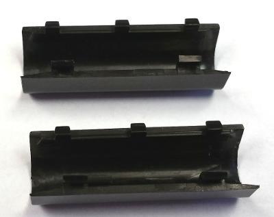 Krytky pantů z Asus X70A