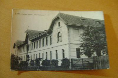 Luže-okr. Chrudim-detský domov-1920