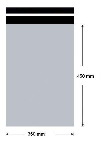 Plastová obalká 350X450 (10ks/balení)