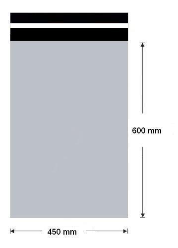 Plastová obalká 450X600 (10ks/balení)