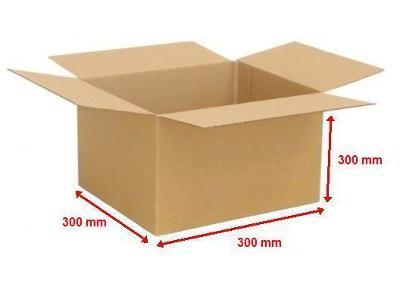 Kartonová krabice 300X300X300 (25ks)