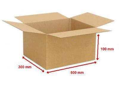 Kartonová krabice 500X300X200 (25ks)