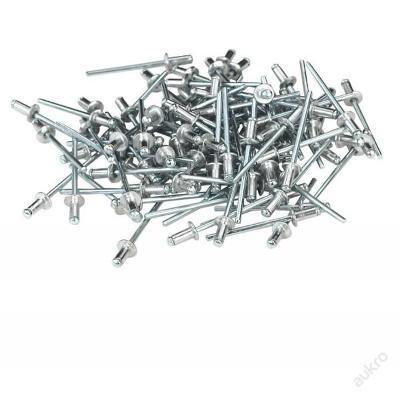 Trhací nýty hliníkové 3,2 x 12,7mm 50ks M17528