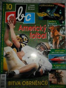 Časopis ABC ročník 45 (rok 2000) číslo 10