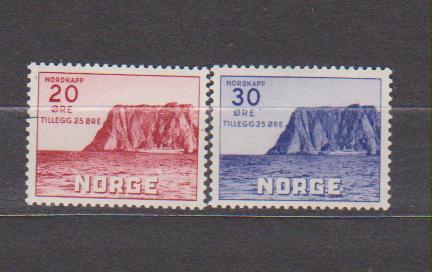 Norsko  krajinky