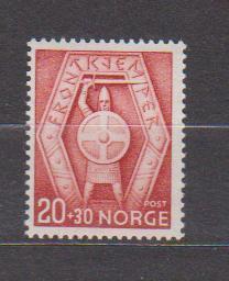 Norsko  bojovník