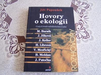 Jiří Papoušek: HOVORY O EKOLOGII
