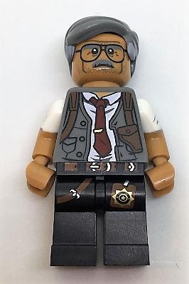 LEGO figurka sběratelská batman movie Gordon