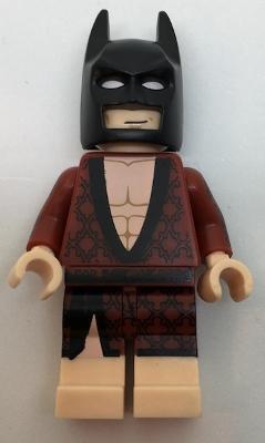 LEGO figurka sběratelská batman movie Lobster Lov - Hračky