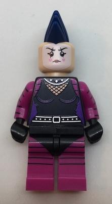 LEGO figurka sběratelská batman movie Mime